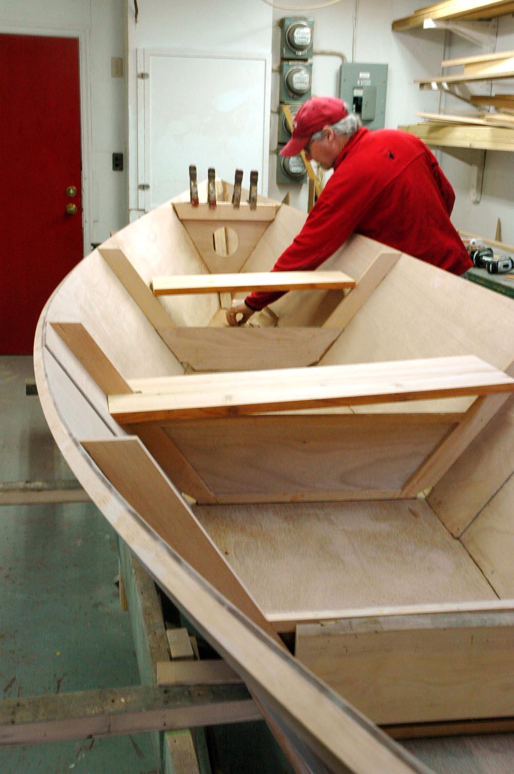 Carollza: Wooden dinghy boat kits
