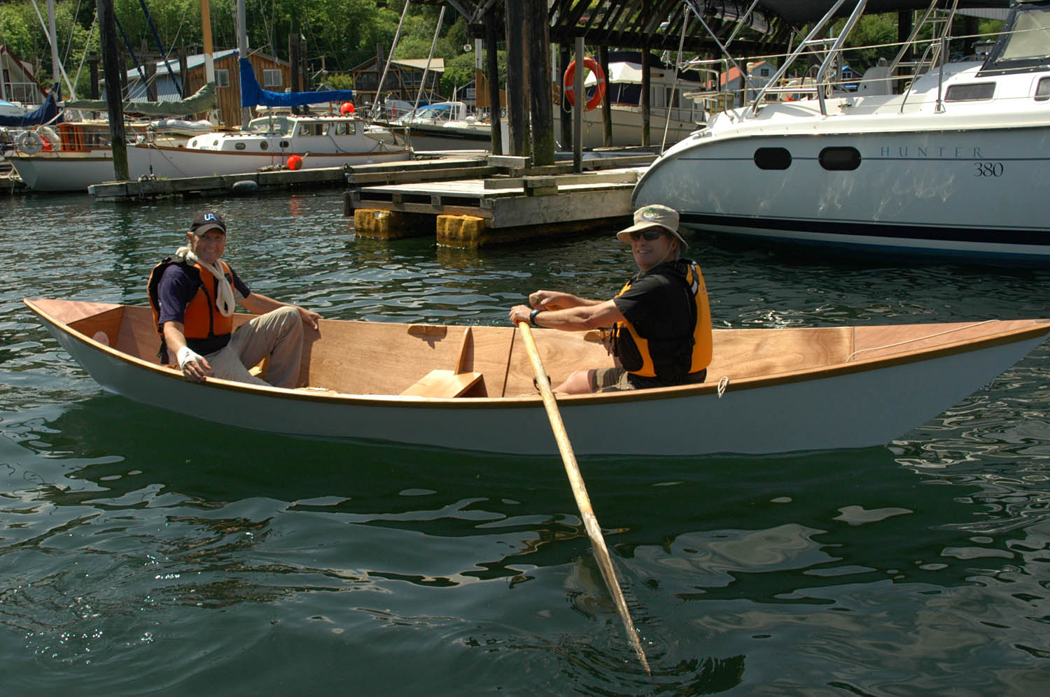 Bolger Dory Update and Construction Tips | Pacific Wooden ...