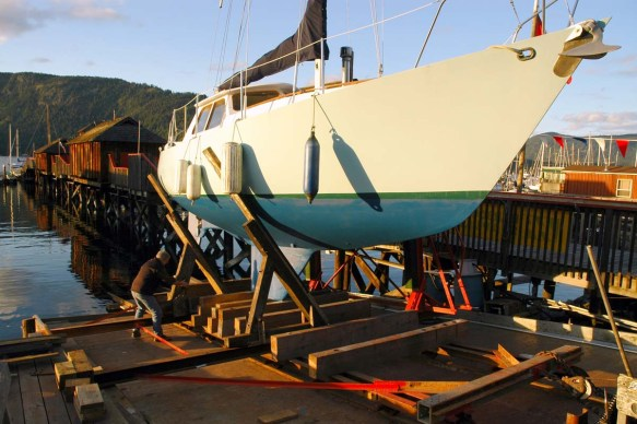 live aboard | Pacific Wooden Boats